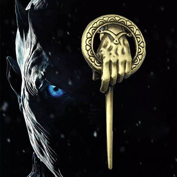 Game of Thrones Song of Ice And Fire Brooch Hand of the King