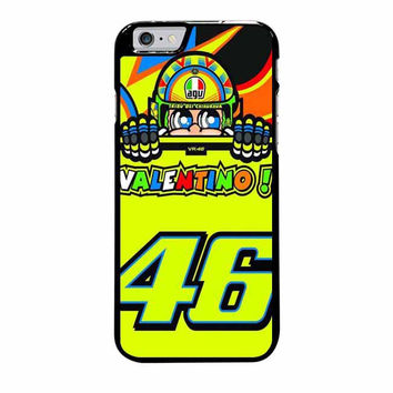 valentino rossi the doctor 46 logo iphone 6 plus 6s plus 4 4s 5 5s 5c 6 6s cases