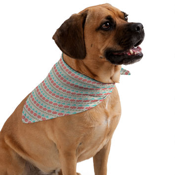Allyson Johnson Holiday Style Pet Bandana