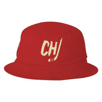 Chicago Blackhawks Bucket Hat