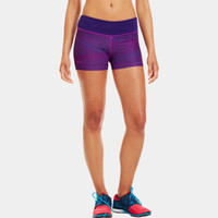Women's HeatGear Sonic 2.5 Printed Shorty