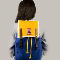 Backpack MbyY Blue