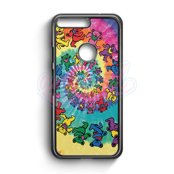 Grateful Dead Dancing Bears Google Pixel Case | aneend.com