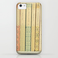 Old Books iPhone & iPod Case by Cassia Beck