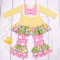 Giggle Moon Glory Shines Girls Boutique Outfit PREORDER