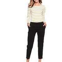 Mid-Rise Harper Trouser for Women | Old Navy