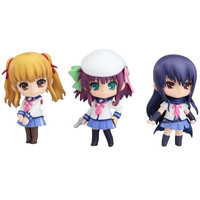 Angel Beats Nendoroid Petite : Angel Beats! Set 01