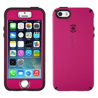 Speck CandyShell + FACEPLATE for iPhone 5S / 5 - PInk / Black