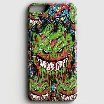 Spitfire Monster Skateboard Wheels iPhone 8 Case | casescraft