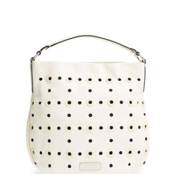 Marc by Marc Jacobs New Q Grommet Perf Hillier Hobo