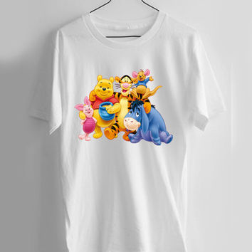 Winnie the Pooh T-shirt Men, Women Youth and Toddler