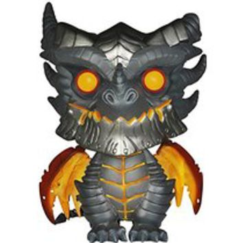 Pop Games: WOW Oversized Deathwing Figure, 6""