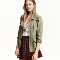Cotton Jacket - from H&M