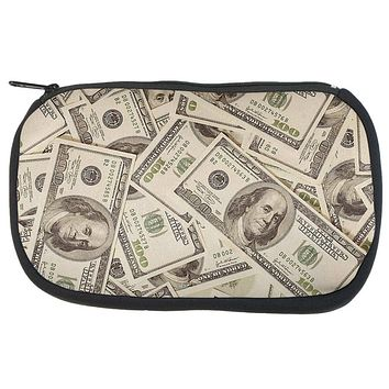 Cash Money Makeup Bag