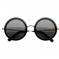 The Row Oversized Round Sunglasses as seen on Beyonce Knowles