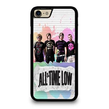 ALL TIME LOW PERSONIL BAND iPhone 7 Case Cover