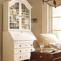 Monterey Bureau Bookcase and Secretary