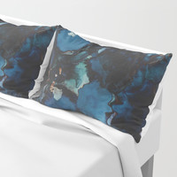 Dance All Night Pillow Sham by duckyb