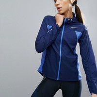 Nike Lightweight Jacket In Blue at asos.com