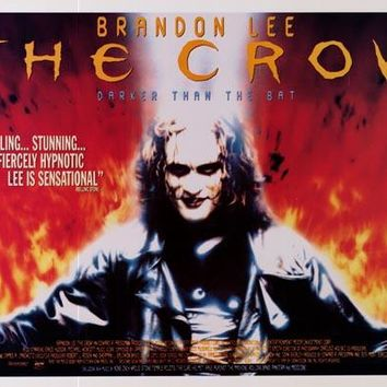 The Crow 1994 Movie Poster 25x35