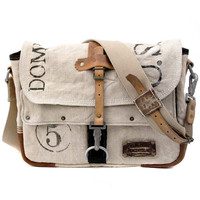 Upcycled Messenger Bag / paul-2088 made by peace4you, Germany