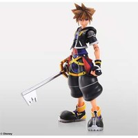Sora Play Arts Kai Action Figure ~ Kingdom Hearts II **Preorder**