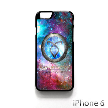 The Mortal Instruments City Of Bones for Iphone 4/4S Iphone 5/5S/5C Iphone 6/6S/6S Plus/6 Plus Phone case
