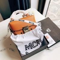MCM Fashion casual suitcase