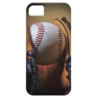 Case: Baseball Season iPhone 5 Cases