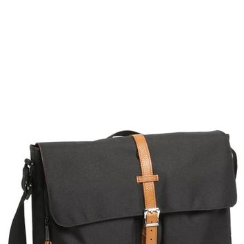 Men's Herschel Supply Co. 'Columbia' Messenger Bag - Black