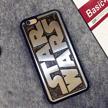 Cool star wars Printed Soft Rubber Mobile Phone Cases For iPhone 6 6S Plus 7 7 Plus 5 5S 5C SE 4 4S Cover Skin Shell