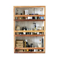Reclaimed Apothecary Cabinet