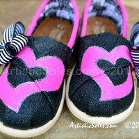 Full of Love Custom TOMS shoes - Tiny TOMS