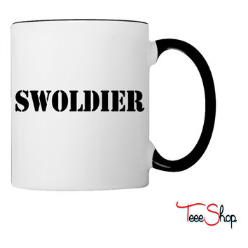 SWOLDIER Coffee & Tea Mug
