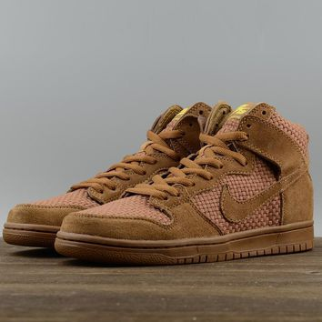 Nike SB Dunk High Sneakers Sport Shoes-3