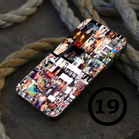 Magcon Boys Collages - iPhone 4/4s, iPhone 5/5S, iPhone 5C and Samsung Galaxy S3/S4 Case.