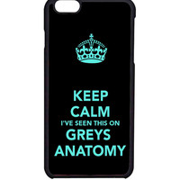 Grey s Anatomy Pattern For  iPhone 6 Case *AR*
