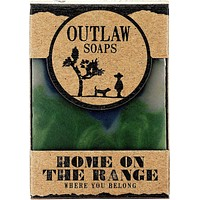 Home on the Range Handmade Bar Soap