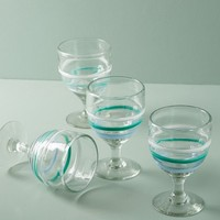 Anthropologie Pipiry Set of 4 Wine Glasses | Nordstrom