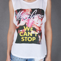 We can't stop Miley Cyrus sleeveless sideboobs Pop by SAheartfire