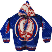 Grateful Dead Steal Your Face Jacket - Grateful Dead - G - Artists/Groups - Rockabilia