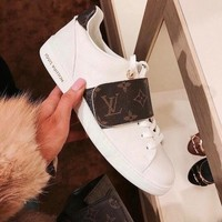 Louis Vuitton Women Frontrow Sneaker
