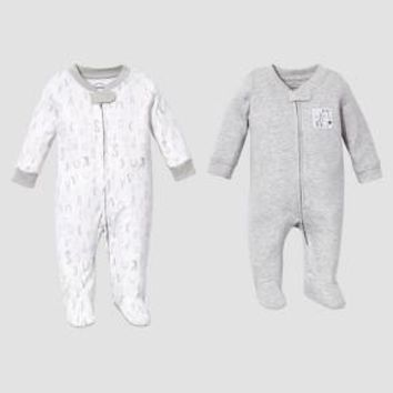 Lamaze Baby Organic 2 pc Sleep N' Play Set - Grey