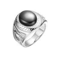 Mister Champ Silver Ring - 925
