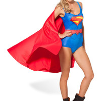 Superman Cape Suit