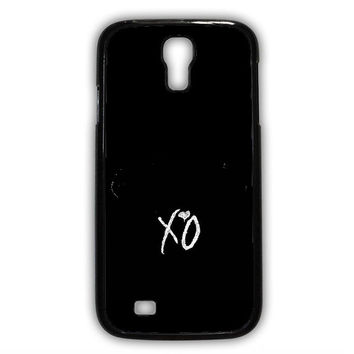 Xo The Weeknd Text Samsung S4 Case