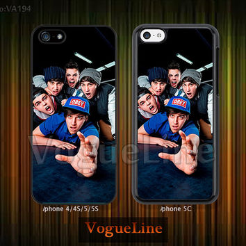 Janoskians iPhone 5 case iPhone 5c case iPhone 5s case iPhone 4 case iPhone 4s case, iPhone case, Phone case janoskians--VA194