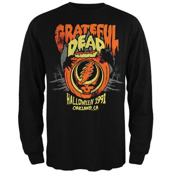 Grateful Dead - Halloween '91 Long Sleeve T-Shirt