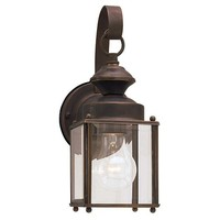 Peter 1-Light Wall Lantern