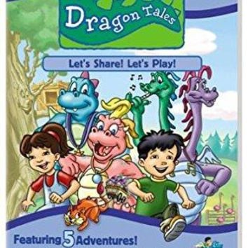 Andrea Libman & Danny McKinnon & Phil Weinstein-Dragon Tales - Let's Share! Let's Play!